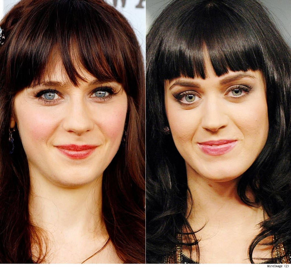 Emily Deschanel katy perry related