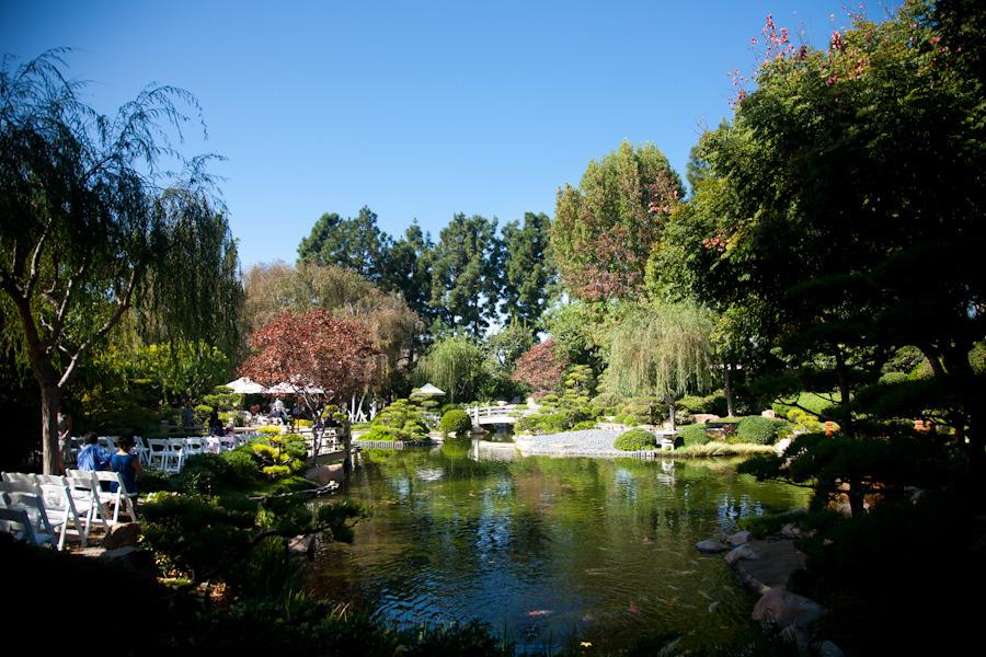Eric Amy Earl Burns Miller Japanese Garden Wedding Long Beach Weddings Orange County